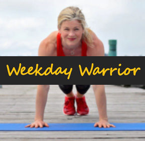 beaweekdaywarrior.com