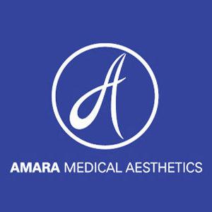Logo for Amara Medical Aesthetics