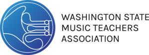 Logo for Washington State Music Teachers Association