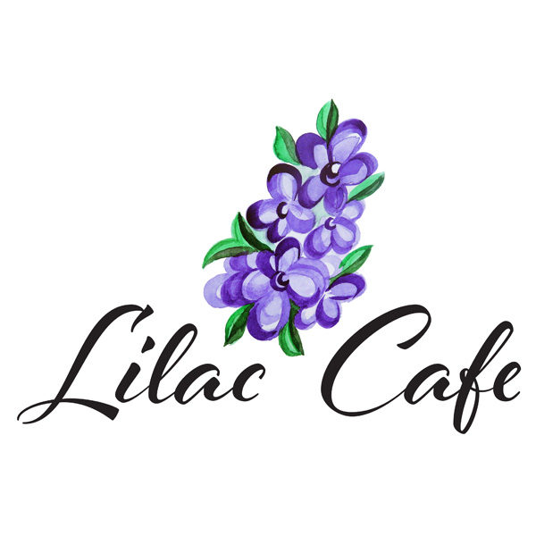 Logo for Lilac Cafe