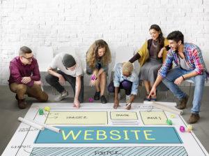 How do we create a website