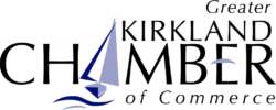 logo for Kirkland Chamber of Commerce